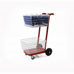 Minor Mail/Parcel Trolley 3TRMIN